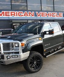 GMC 2500 Denali iridium grey